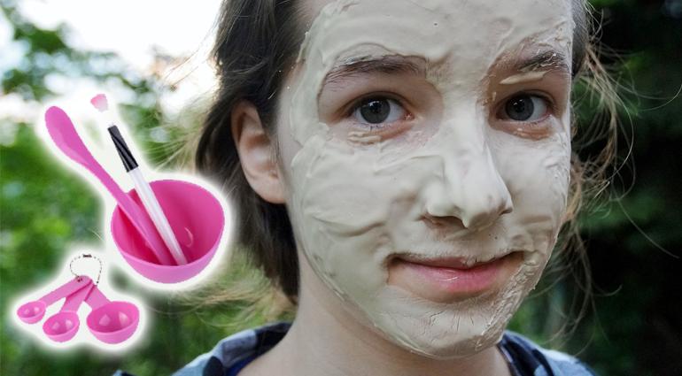 diy gezichtsmasker