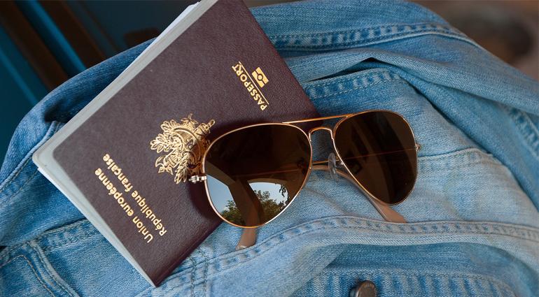 paspoort etui