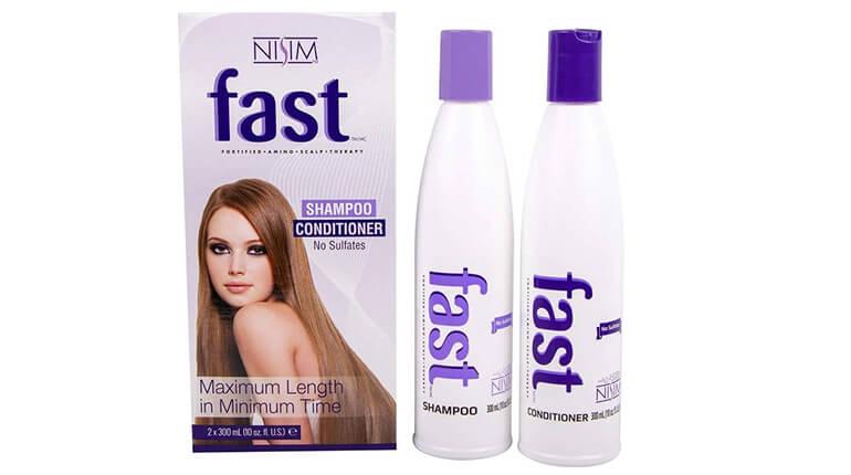 nisim fast shampoo review