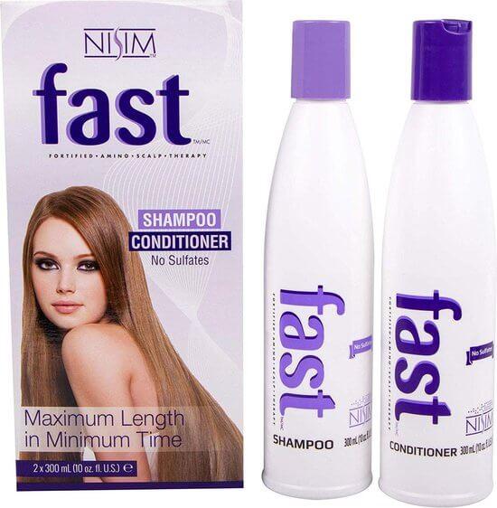 shampoo om haar sneller te laten groeien