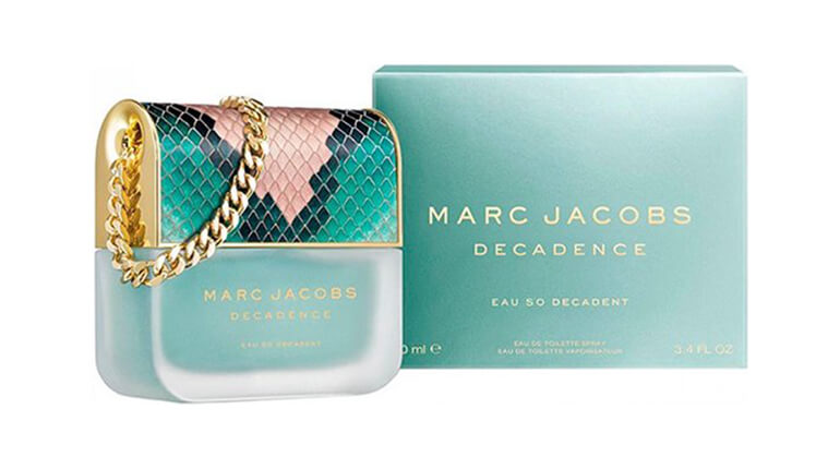 Marc Jacobs Decadence Eau So Decadent review