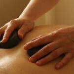 hete stenen massage