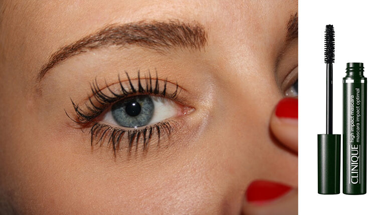 mascara voor tranende ogen