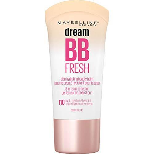 beste bb cream droge huid maybeline