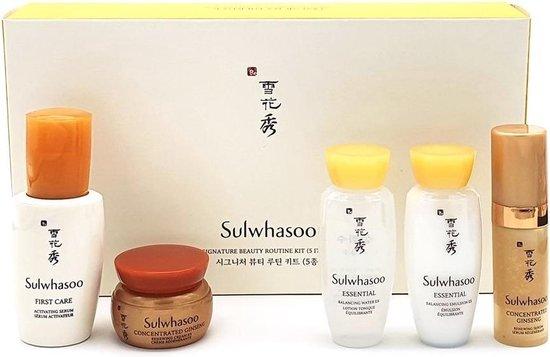 beste Koreaanse huidverzorging