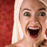 Deze microvezel handdoek voor het haar droogt razendsnel!