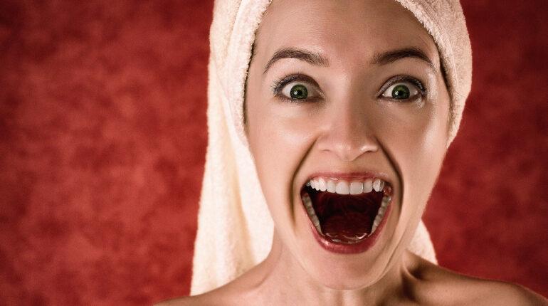 microvezel handdoek haar