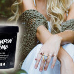 Lush Once Upon A Time body lotion review