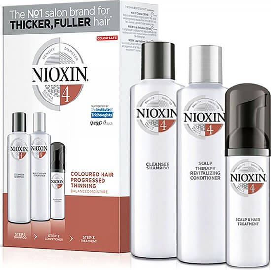 Nioxin ervaring