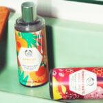 the body shop hair mist haarparfum review