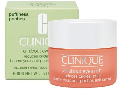 Clinique All About Eyes Rich oogcrème review