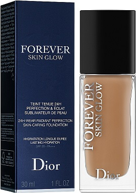 Dior Forever Skin Glow Foundation review