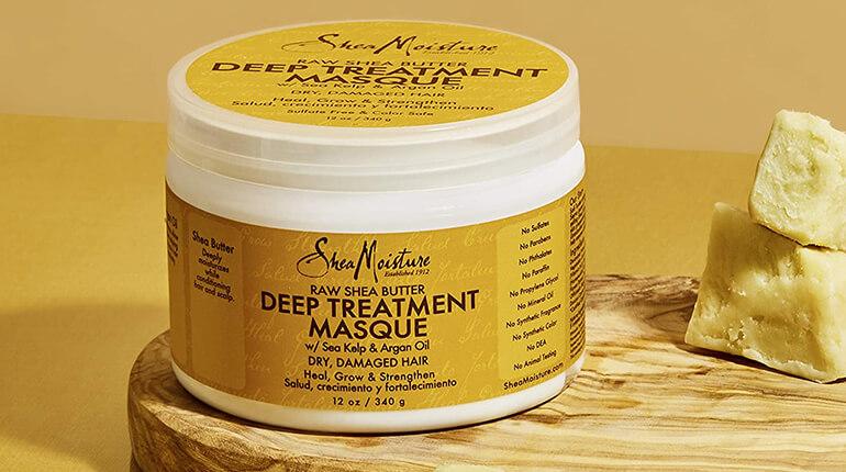 Shea Moisture Deep Treatment Masque review