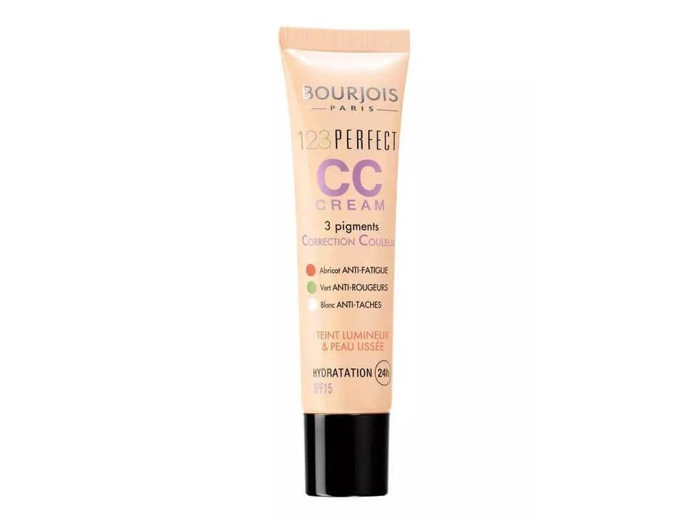 beste CC Cream rode huid