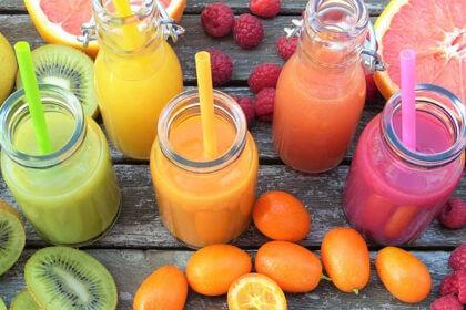 smoothie recepten voor afvallen en een mooie huid. jpg