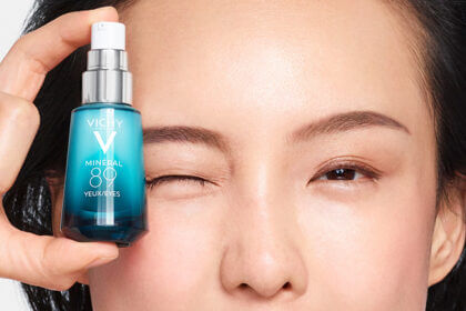 vichy mineral 89 oogcreme review