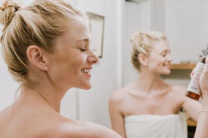 volgorde huidverzorging