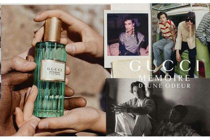 Gucci Mémoire D'Une Odeur review