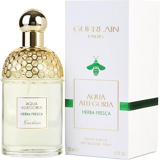 Guerlain Aqua Allegoria Herba Fresca review