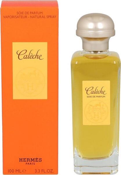 Hermes Caleche Soie de Parfum review