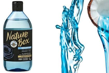 Nature Box Coconut Oil Shampoo review