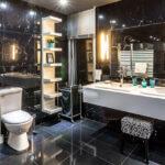 badkamer schoonmaken