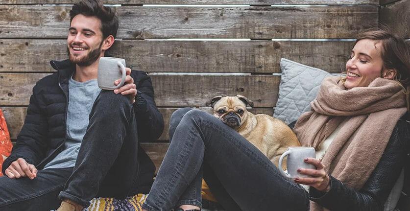 paniekaanval door koffie