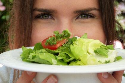 vegan eten tegen acne