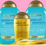 OGX Renewing Argan Oil Of Morocco shampoo review