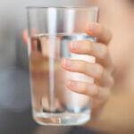 Voordelen water drinken huid
