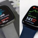 Apple Watch of Fitbit Versa 3