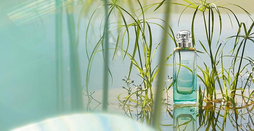 Hermes Un Jardin Sur le Nil review