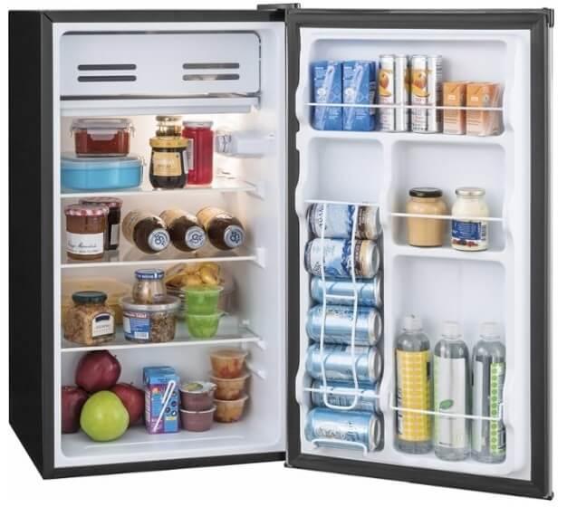 beste mini koelkast