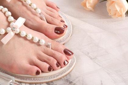 beste nagellak voor tenen