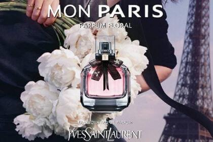 yves Saint Laurent Mon Paris review