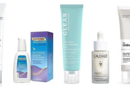 beste dagcreme acne huid