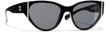 Chanel zonnebril dames
