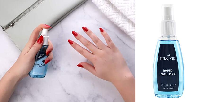 nageldroger voor gewone nagellak