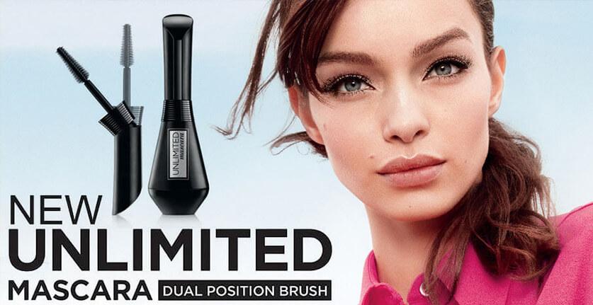 L'Oréal Paris Unlimited Mascara review