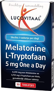 teveel melatonine